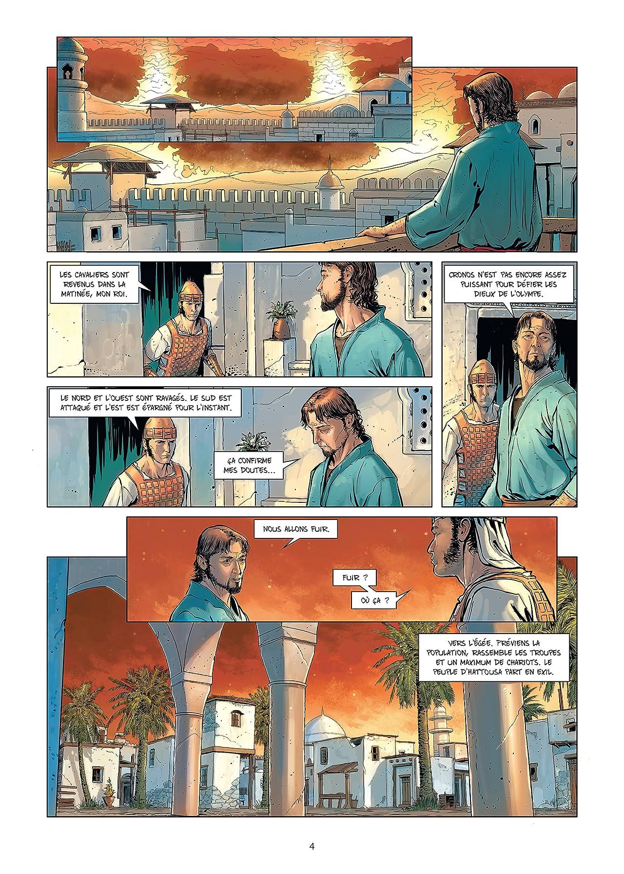 Troie Vol. 3: Les Mystères de Samothrace