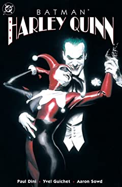 Batman: Harley Quinn No.1