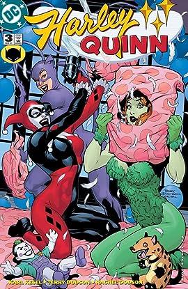 Harley Quinn (2000-2004) #3