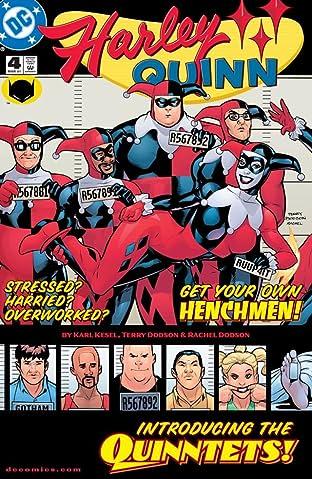 Harley Quinn (2000-2004) #4