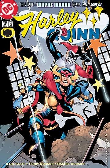 Harley Quinn (2000-2004) #7