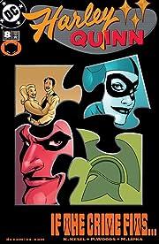 Harley Quinn (2000-2004) #8