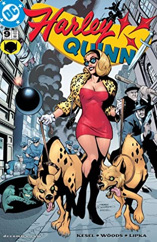 Harley Quinn (2000-2004) #9