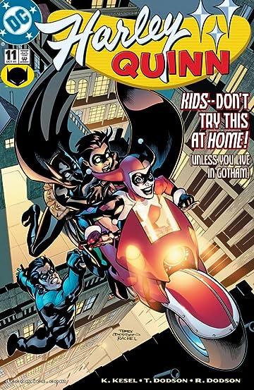 Harley Quinn (2000-2004) #11