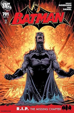 Batman (1940-2011) #701