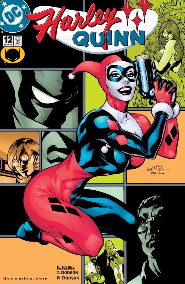 Harley Quinn (2000-2004) #12