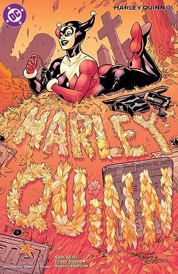 Harley Quinn (2000-2004) #15