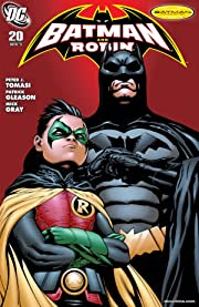 Batman and Robin (2009-2011) #20