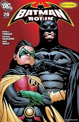 Batman and Robin (2009-2011) #20