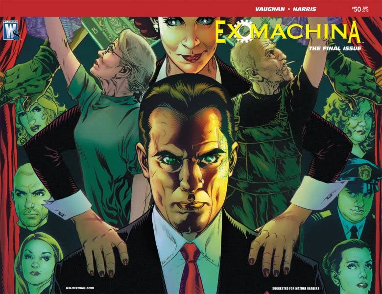 Ex Machina #50