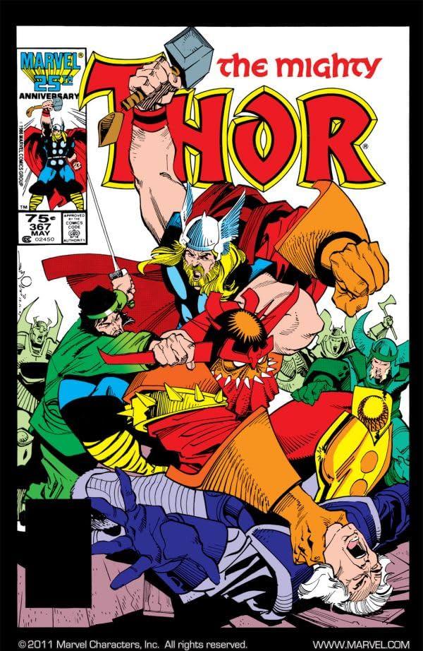 Thor (1966-1996) #367