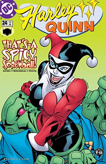 Harley Quinn (2000-2004) #24