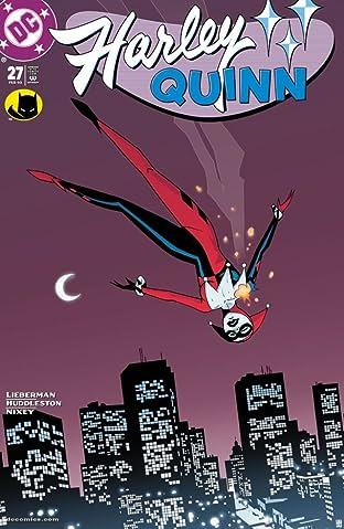 Harley Quinn (2000-2004) #27