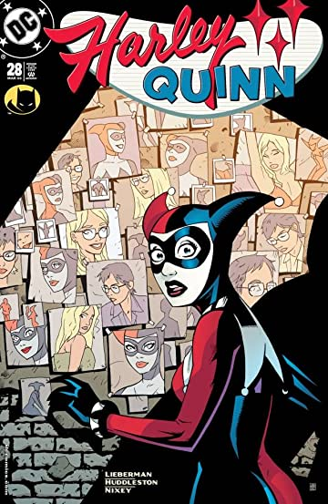 Harley Quinn (2000-2004) #28