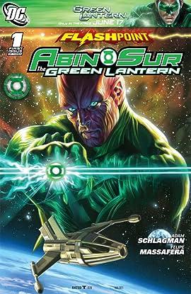 Flashpoint: Abin Sur - The Green Lantern No.1 (sur 3)