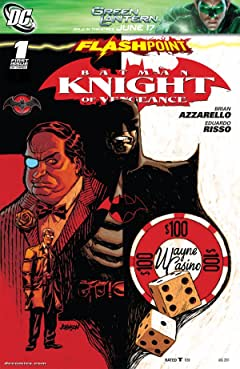 Flashpoint: Batman - Knight of Vengeance #1 (of 3)