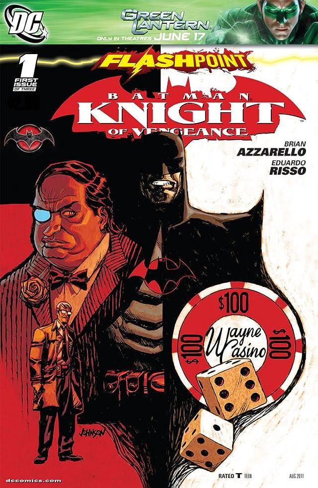 Flashpoint: Batman - Knight of Vengeance #1