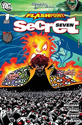 Flashpoint: Secret Seven #1 (of 3)