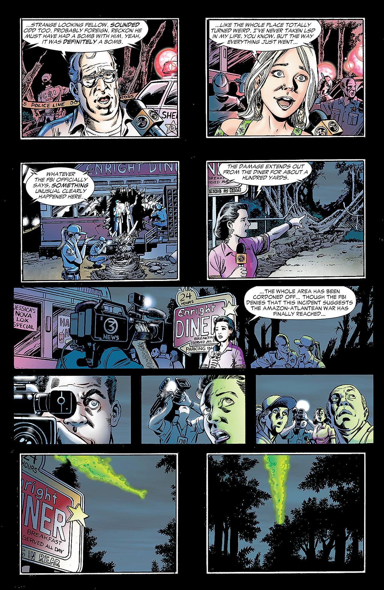 Flashpoint: Secret Seven #1 (of 3)