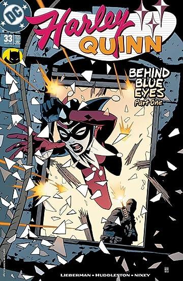 Harley Quinn (2000-2004) #33