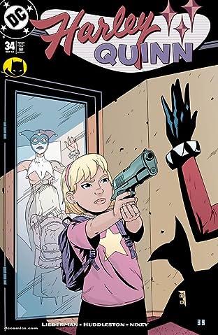 Harley Quinn (2000-2004) #34