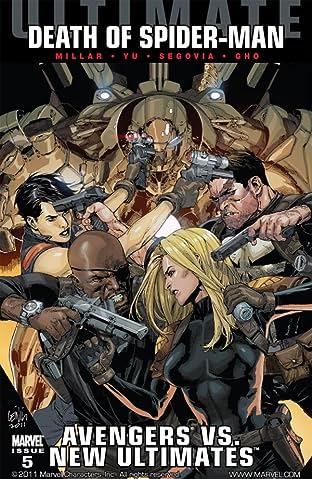 Ultimate Comics Avengers vs. New Ultimates #5 (of 6)