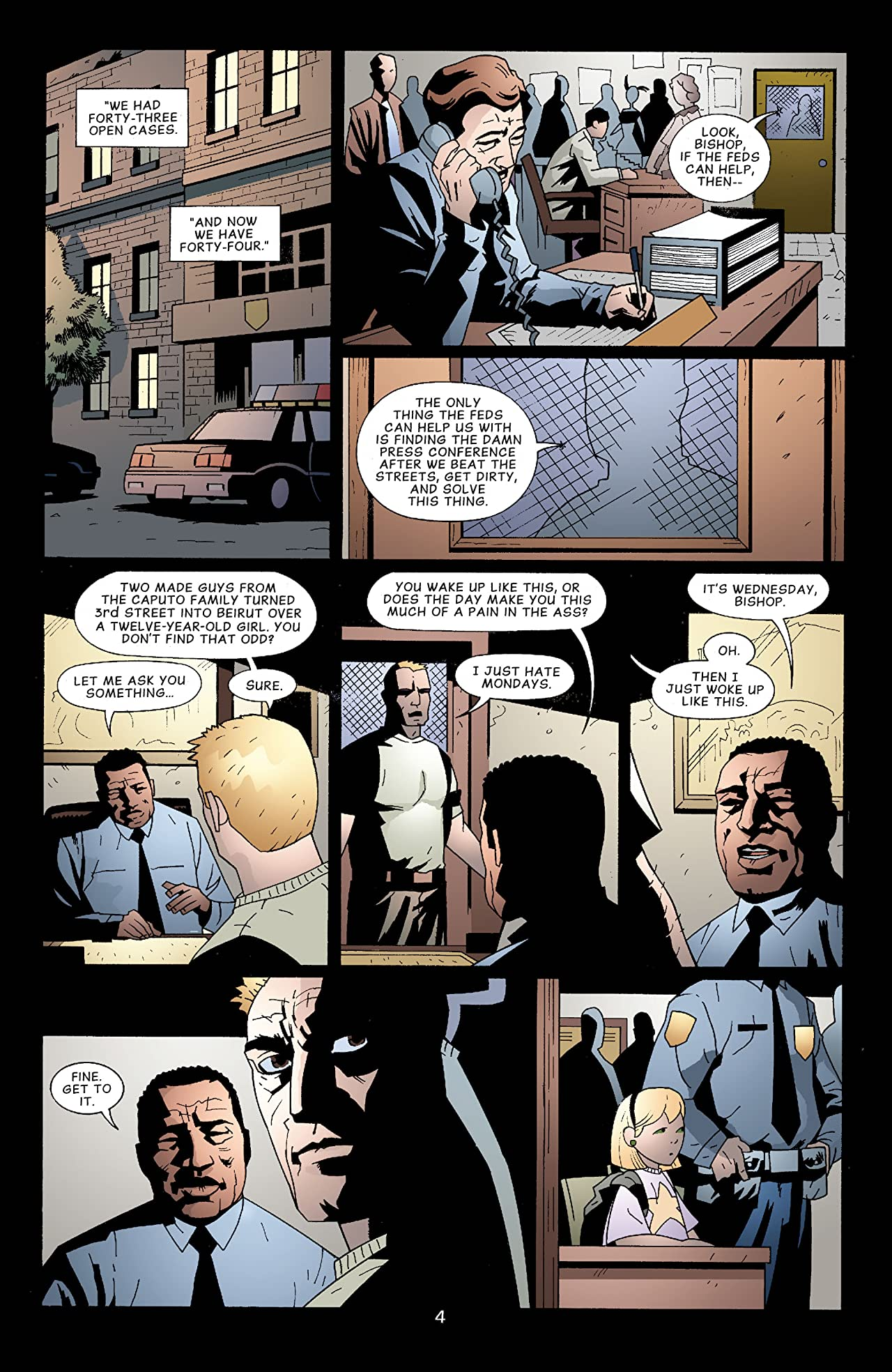 Harley Quinn (2000-2004) #35