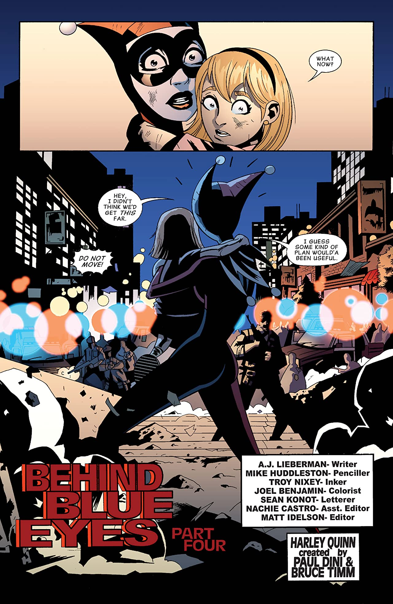 Harley Quinn (2000-2004) #36