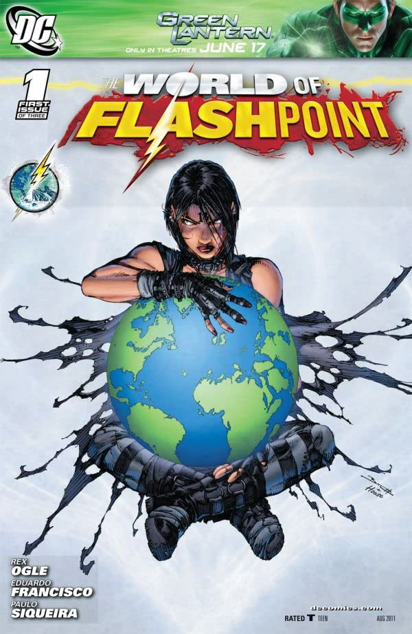 Flashpoint: The World of Flashpoint #1 (of 3)