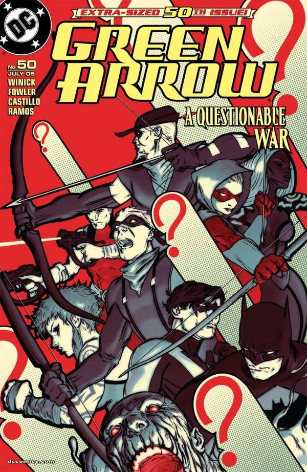 Green Arrow (2001-2007) #50
