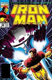 Iron Man (1968-1996) #266