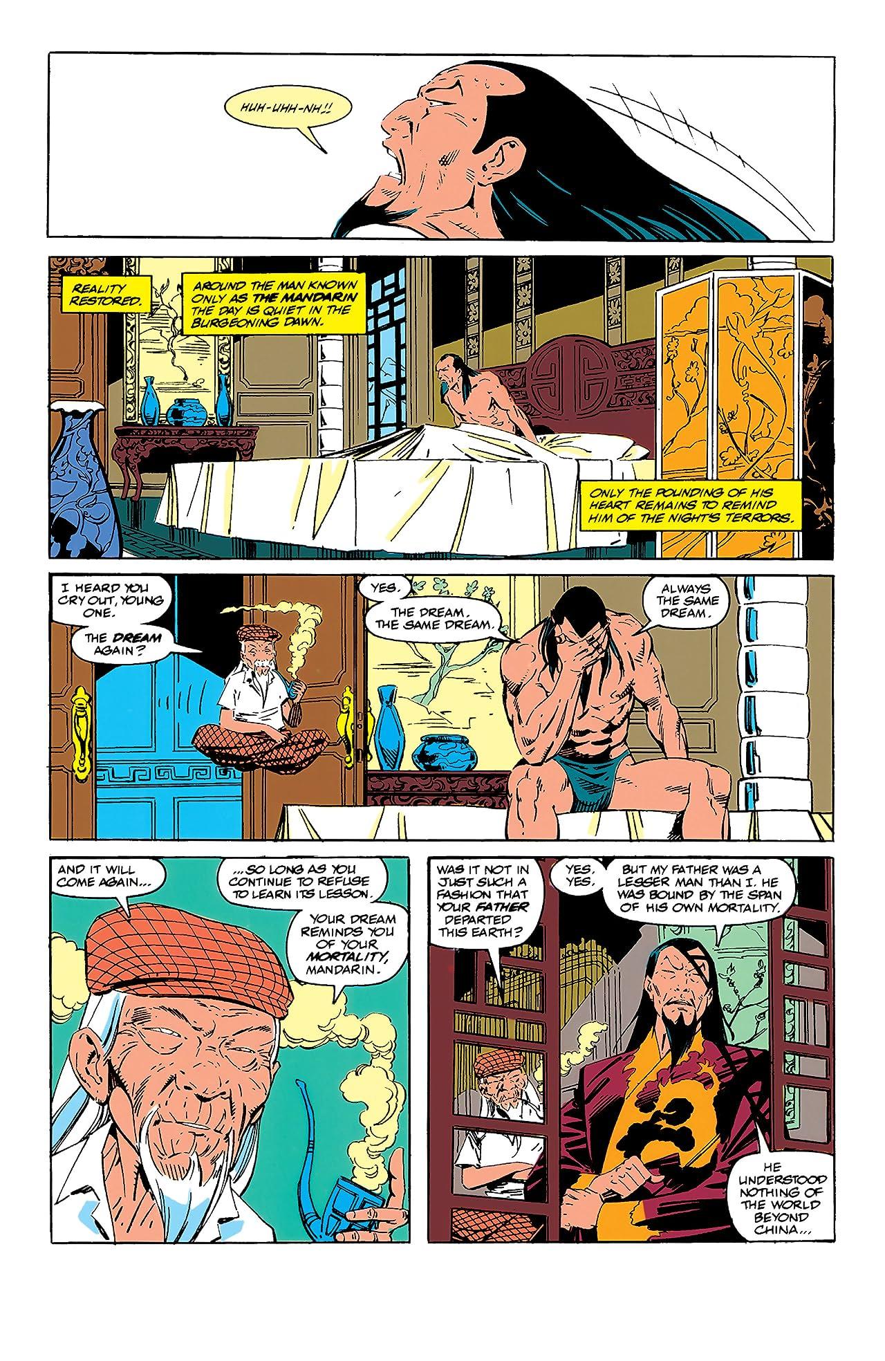Iron Man (1968-1996) #267