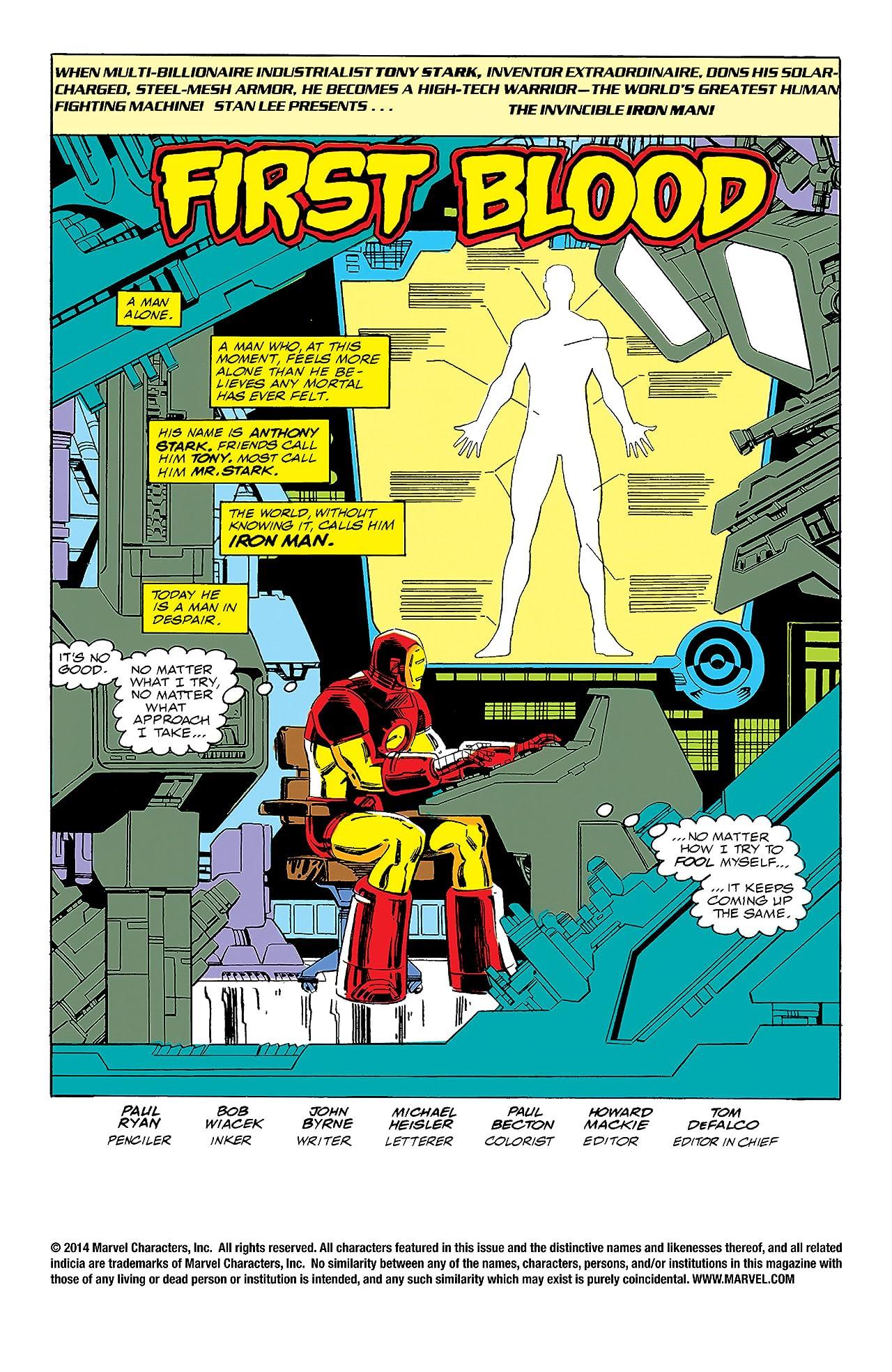 Iron Man (1968-1996) #268