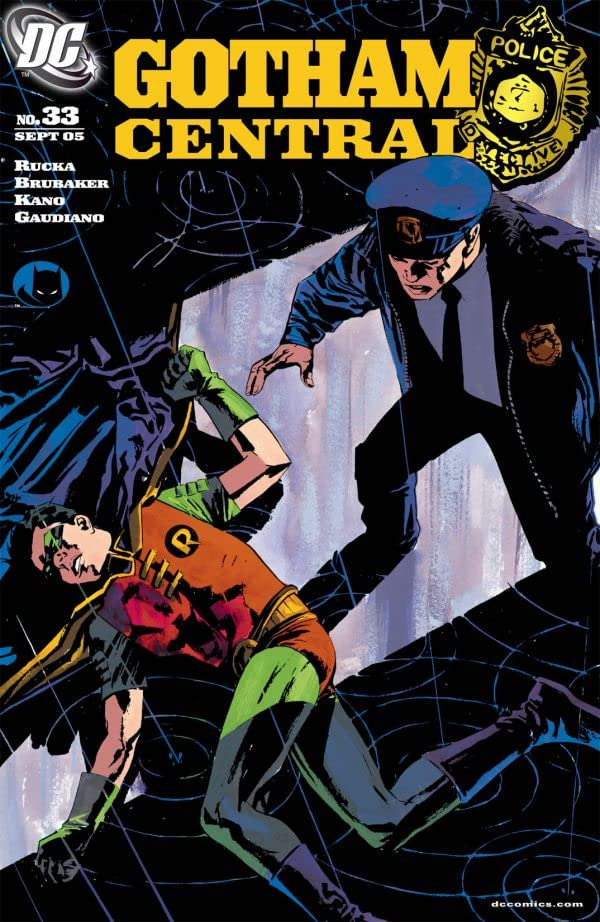 Gotham Central #33