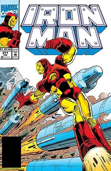 Iron Man (1968-1996) #277