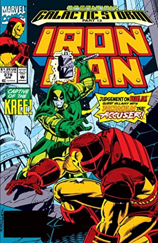 Iron Man (1968-1996) No.279