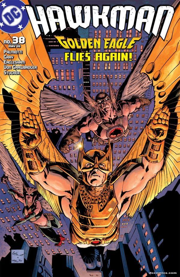 Hawkman (2002-2006) #38