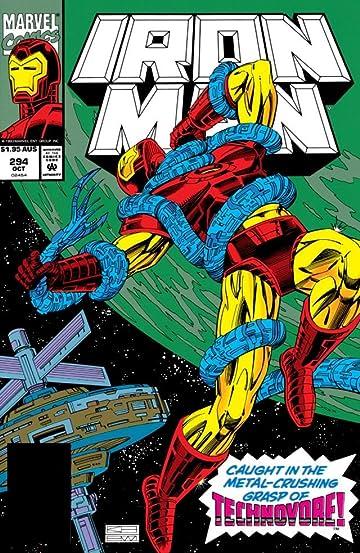 Iron Man (1968-1996) #294