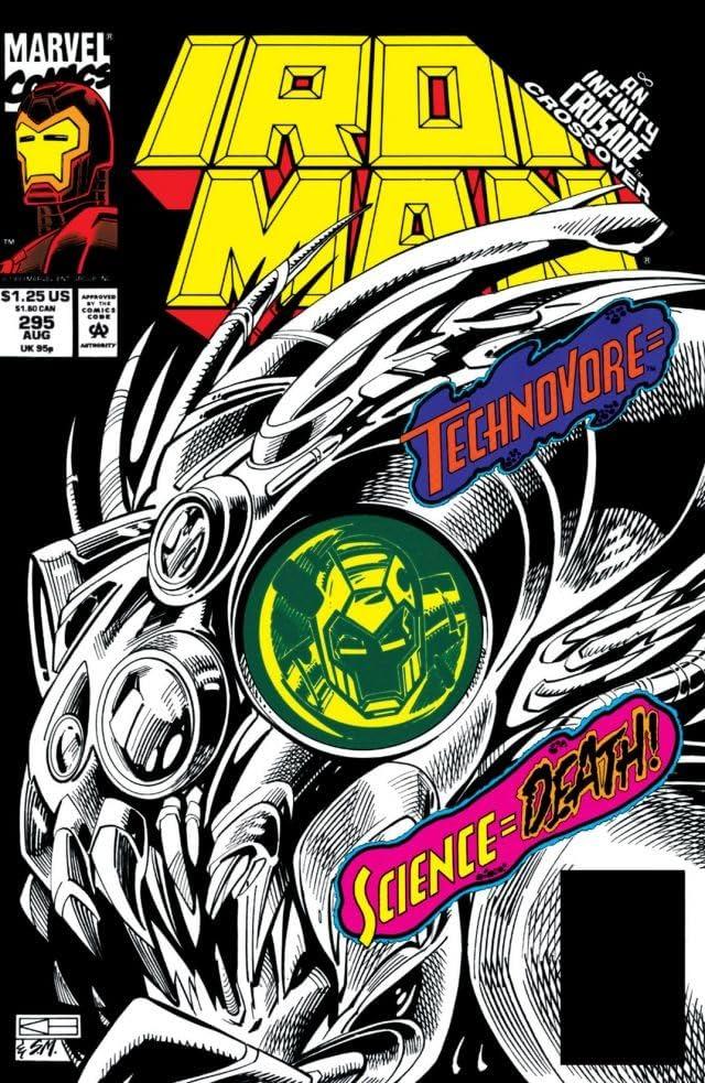 Iron Man (1968-1996) #295