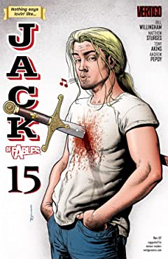 Jack of Fables #15
