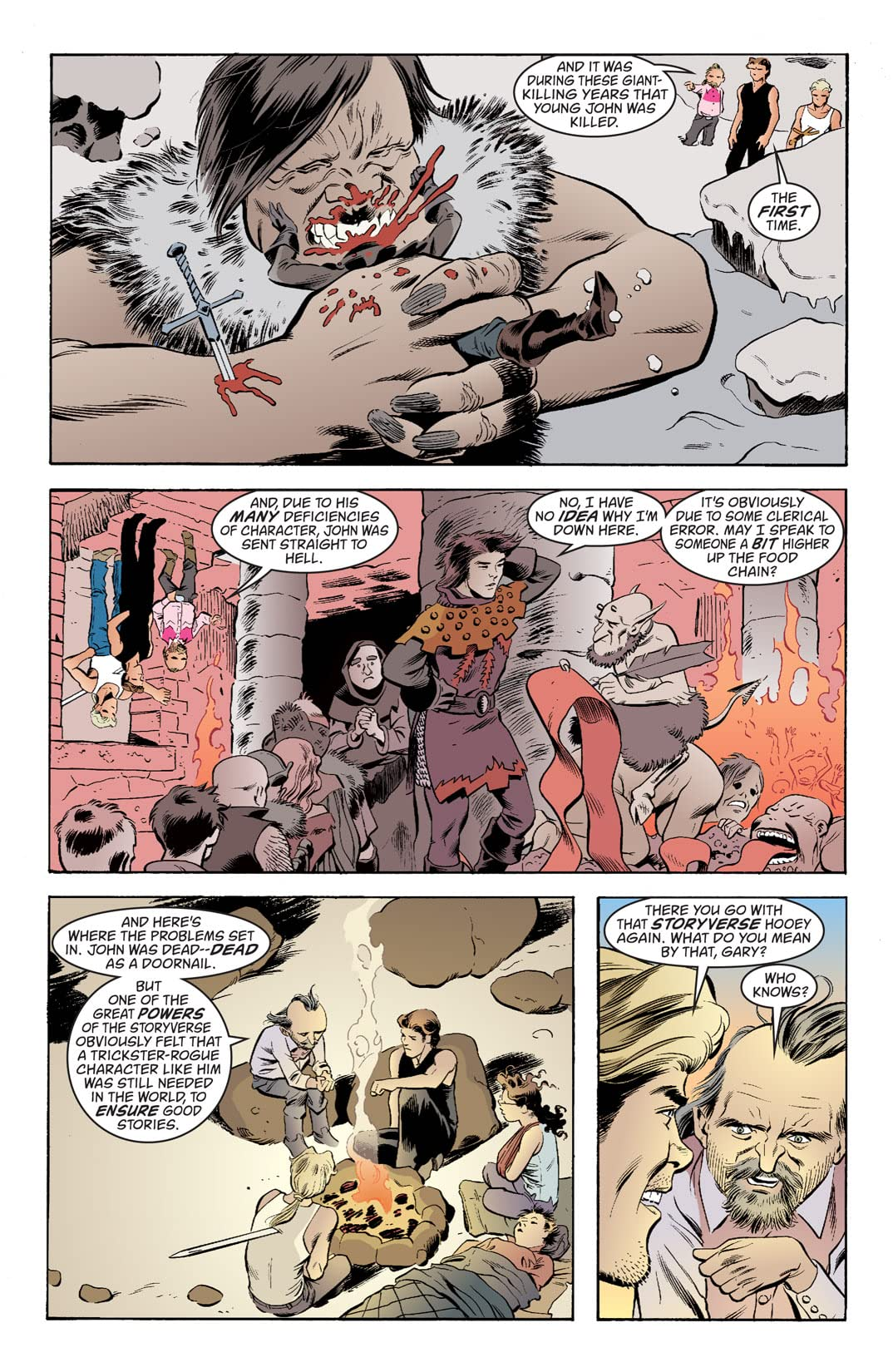 Jack of Fables No.15