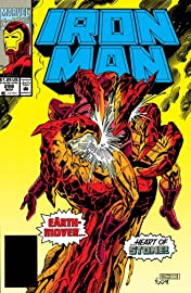 Iron Man (1968-1996) #298