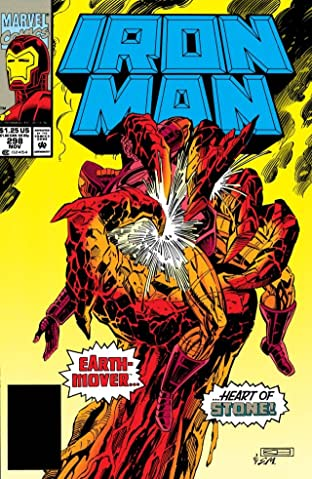 Iron Man (1968-1996) No.298