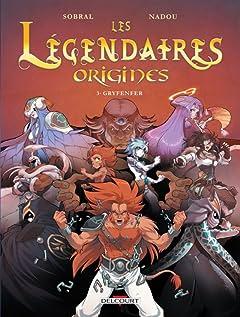 Les Légendaires - Origines Tome 3: Gryfenfer