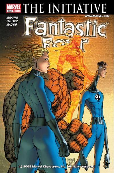 Fantastic Four (1998-2012) #550