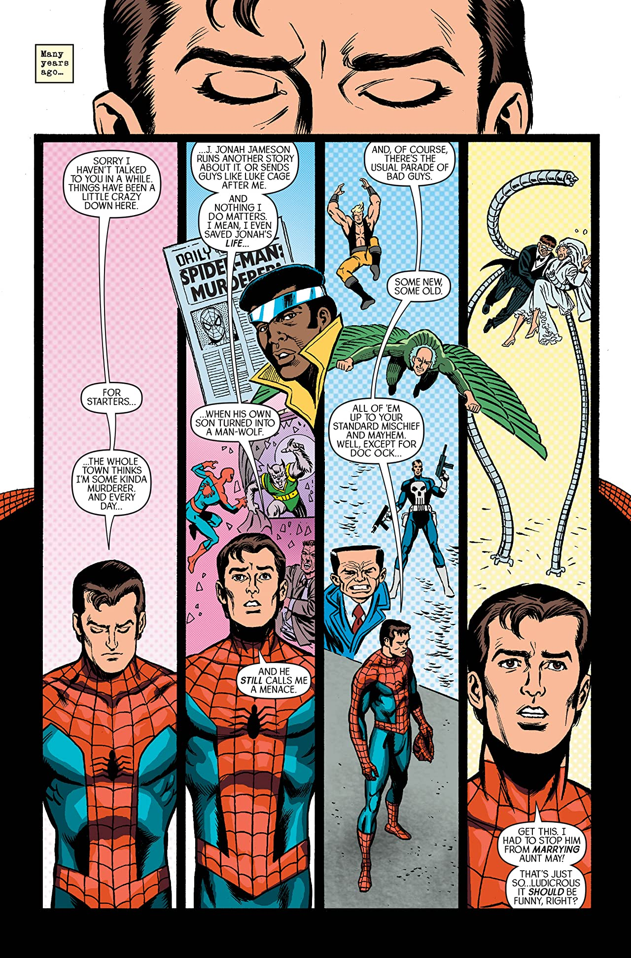 Spider-Man/Human Torch #3