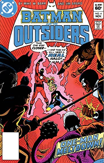 Batman and the Outsiders (1983-1987) #4