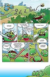 Angry Birds #2: Mini-Comic #4
