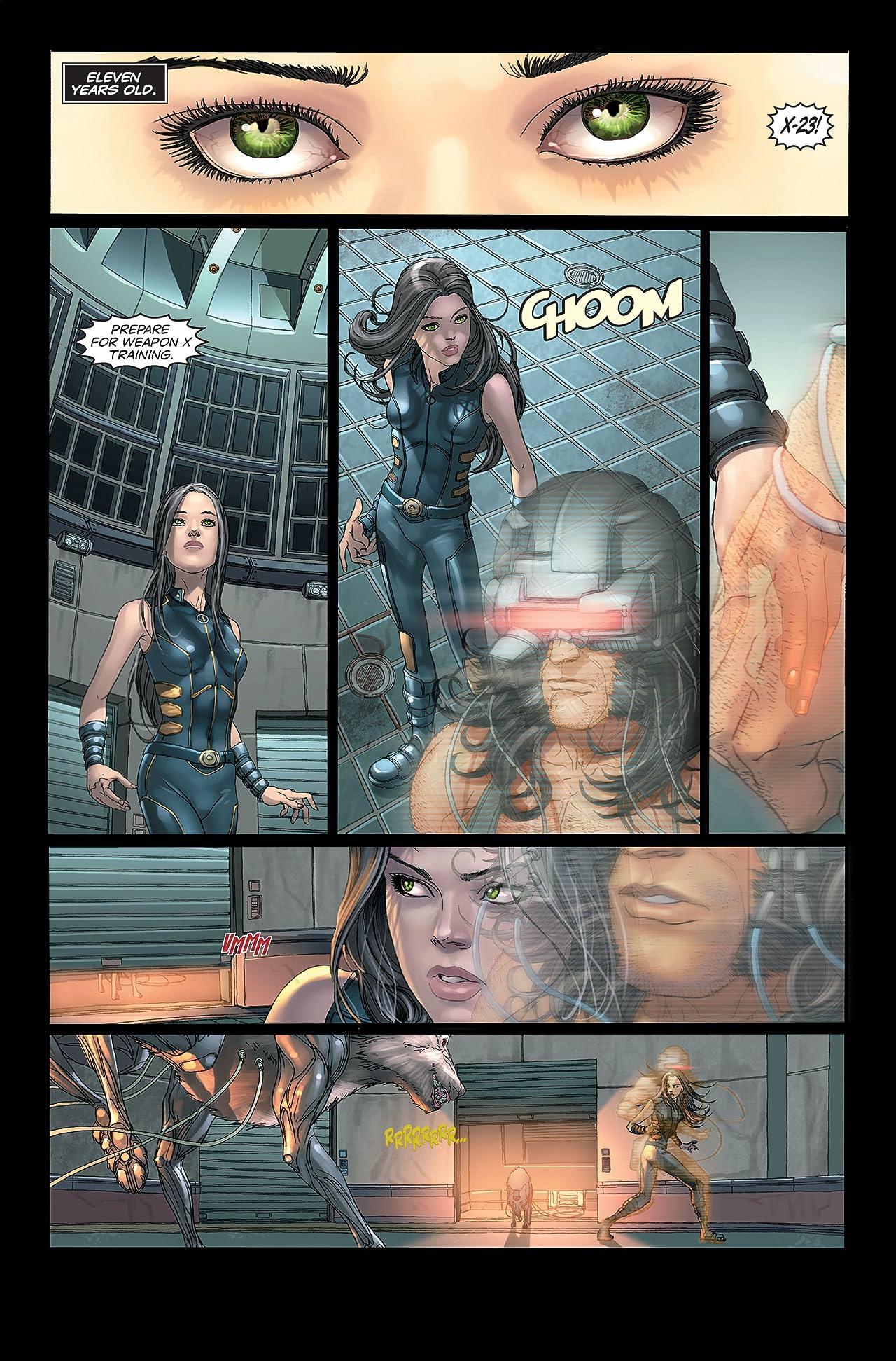X-23: Target X #1 (of 6)