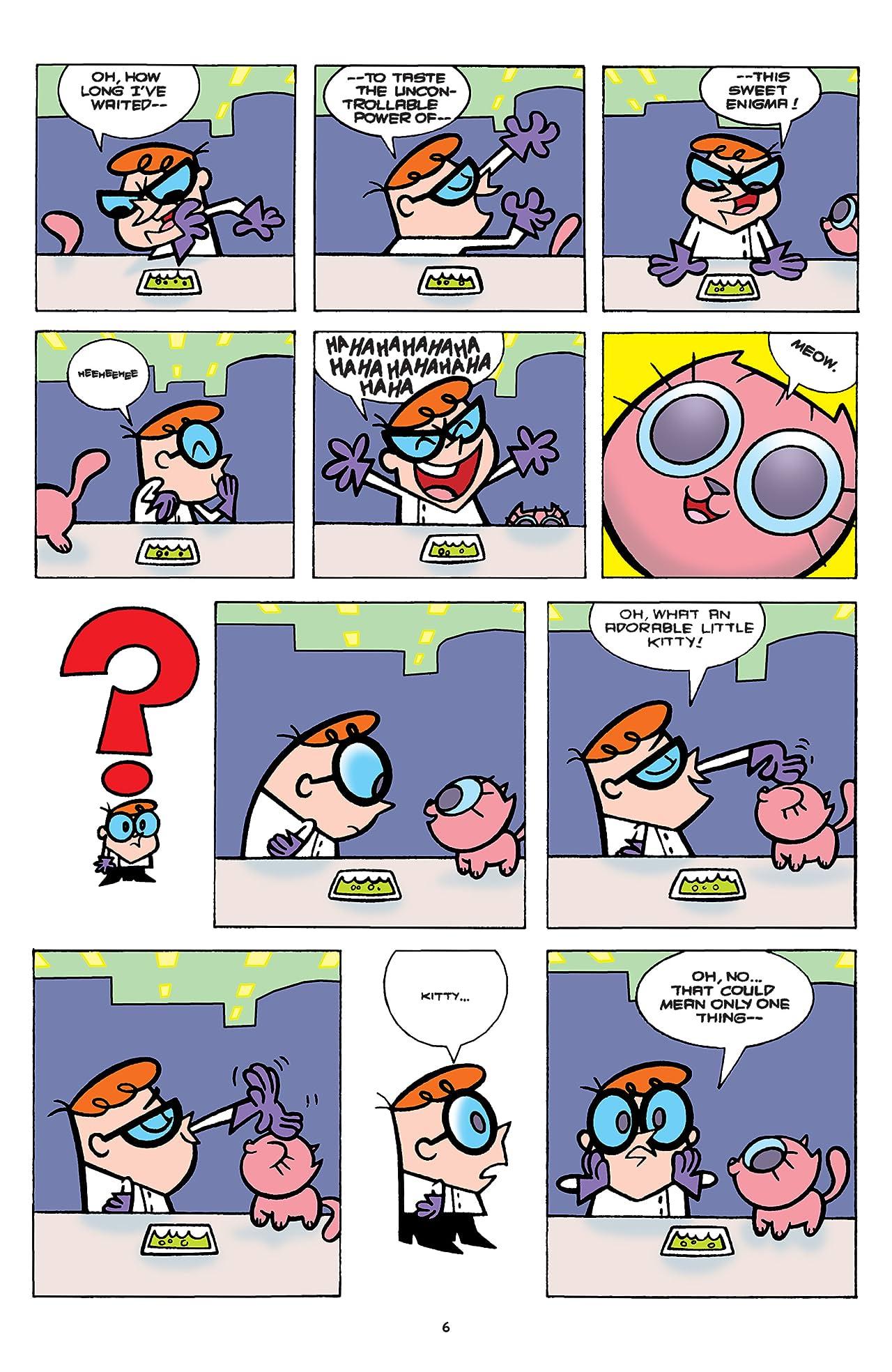 Dexter's Laboratory Classics Vol. 1